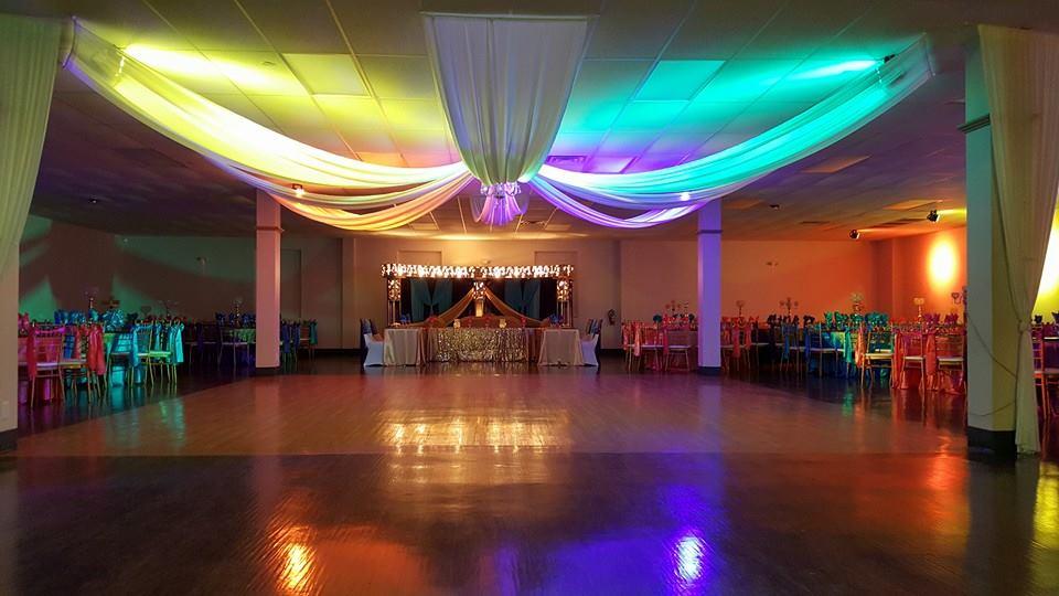 Unique Event Center Reception Hall San Antonio My San