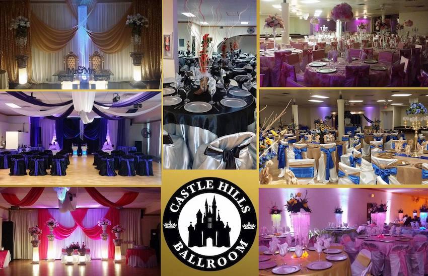 Castle Hills Ballroom Quinceanera Halls San Antonio