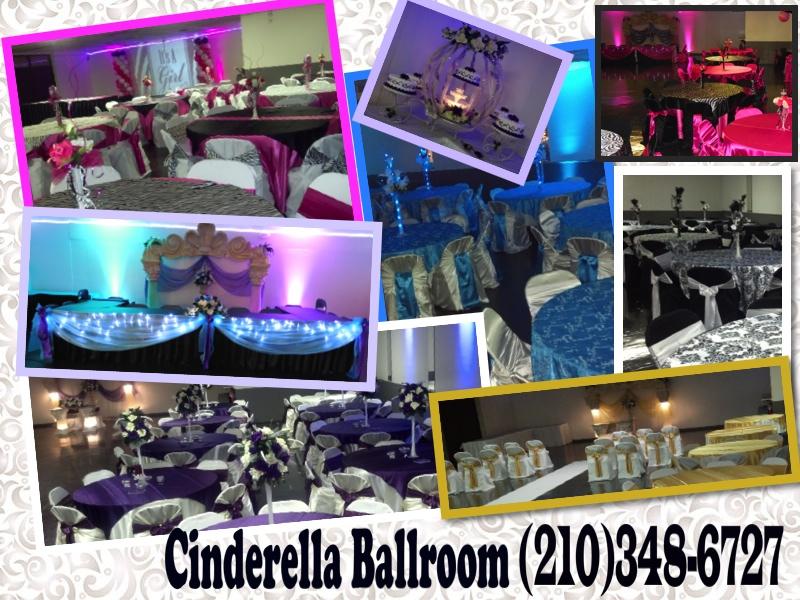 cinderella ballroom san antonio