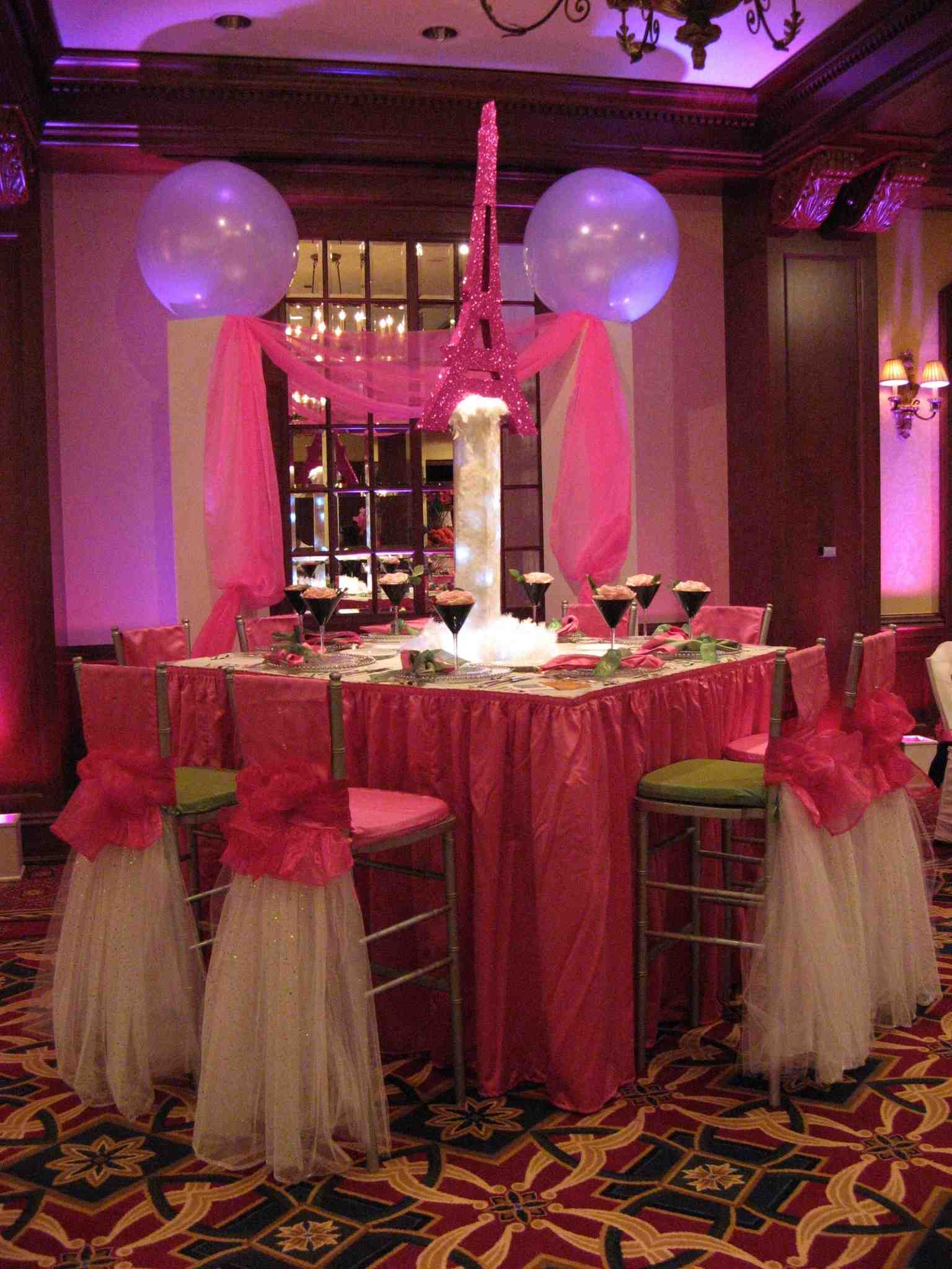 Quinceanera decorations in san antonio tx 15 decorations for 15 years party decoration