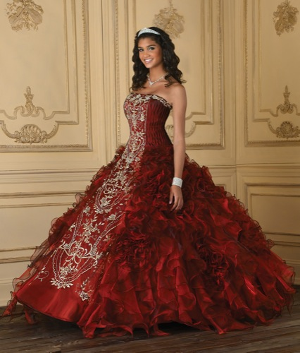 House of Wu Quinceanera Dresses in San Antonio Texas