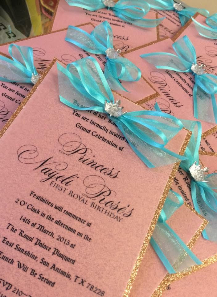 KM Print Invitations