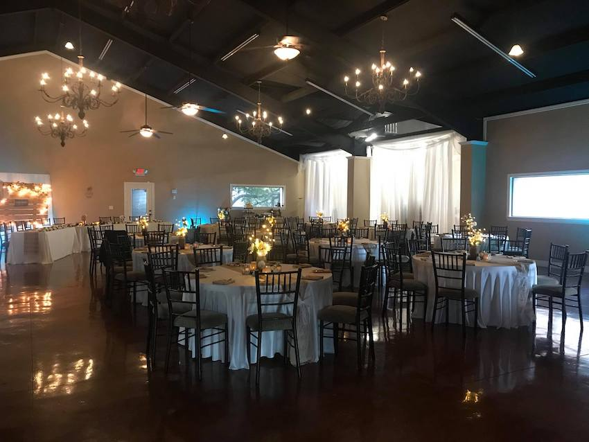 fontana springs reception hall