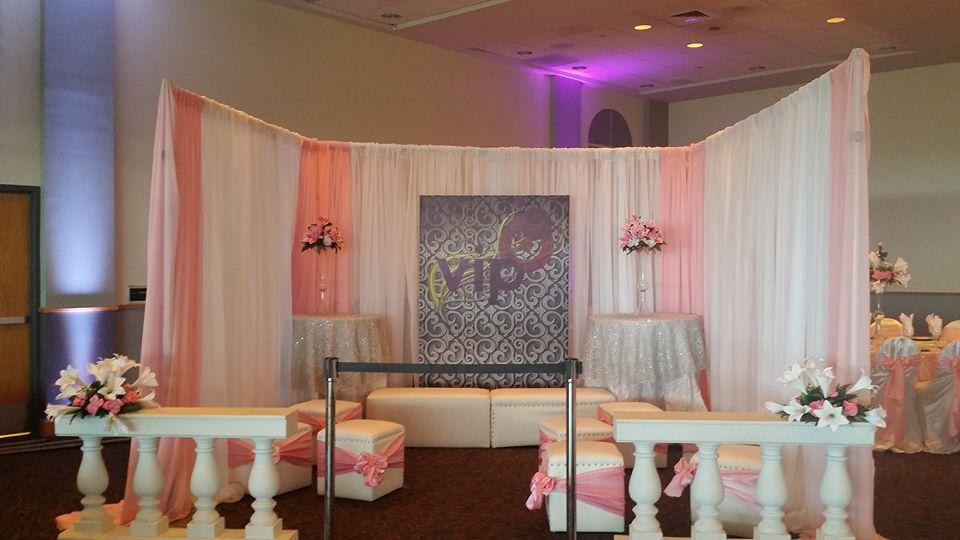 San Pedro Village Event Center Quinceanera Halls San Antonio