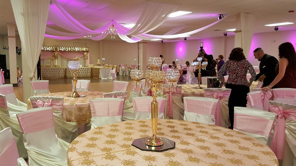 unique event center reception hall