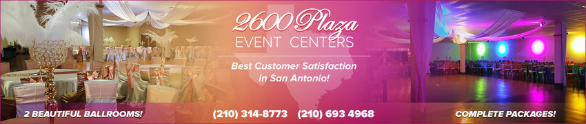 2600 Plaza Event Centers
