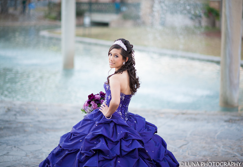 Quinceanera Photography