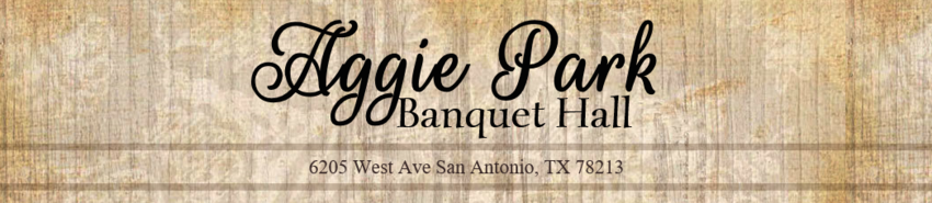 aggie park banquet hall