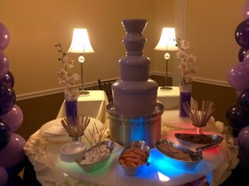 Chocolate Fountain Rentals