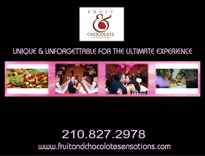 fruit and chocolate sensations san antonio