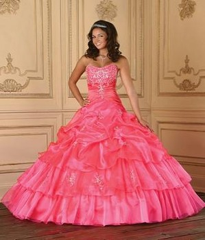 House of Wu Quinceanera Dress