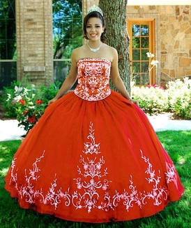 Traditional Quinceanera Dresses in San Antonio