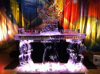 ice sculptures san antonio